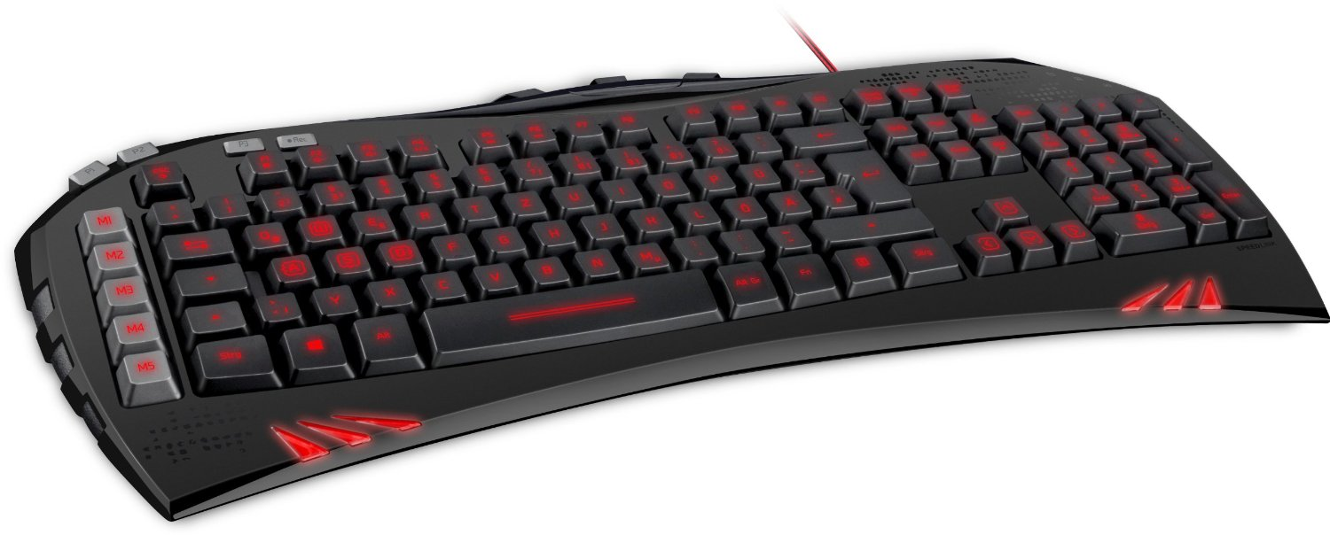 Speedlink Advanced Gaming Tastatur