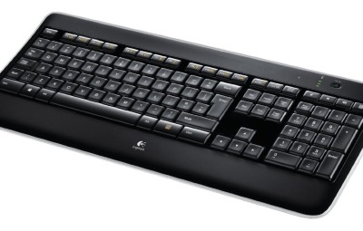 Logitech Wireless Illuminated kabellose Gaming Tastatur Test