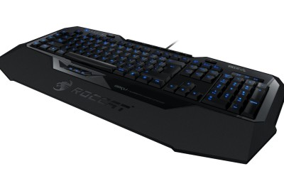 Roccat Isku Illuminated Gaming Tastatur Test