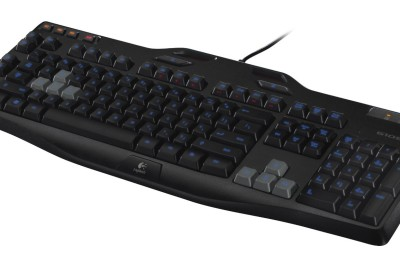Logitech G105 Gaming Tastatur Test