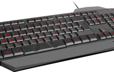 Speedlink Rapax Gaming Tastatur Test